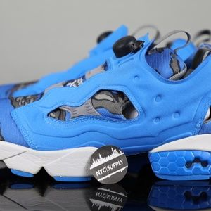 SAMPLE Reebok x Stash Instapump Fury OG Cycle Blue